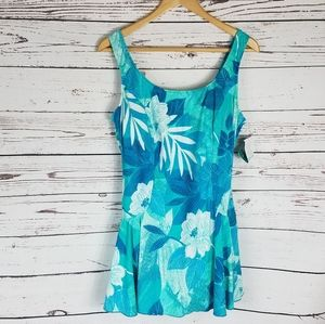 NWT maxine of Hollywood swimsuit